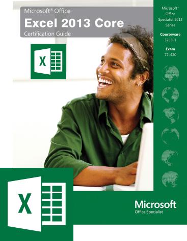 Excel 2013 Specialist