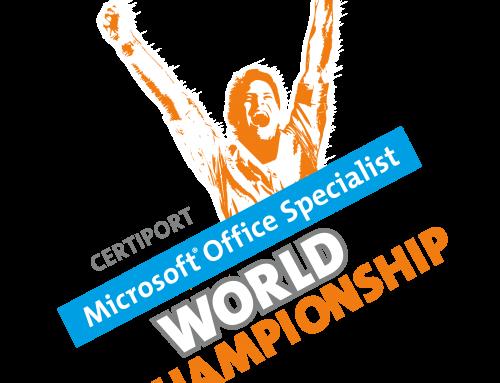 Rezultate calificare la etapa națională a Campionatului Mondial Microsoft Office Specialist 2018!