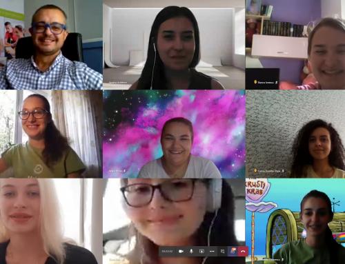 Ateliere pentru competențe digitale și antreprenoriale livrate cu succes în mediul online!